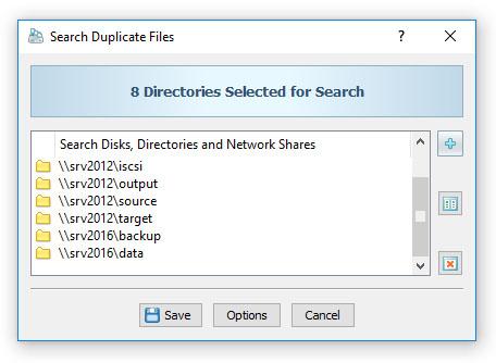 DupScout - Duplicate Files Finder - Search Duplicate Files in